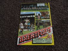 Brentford v Liverpool, 1983/84 [MC]